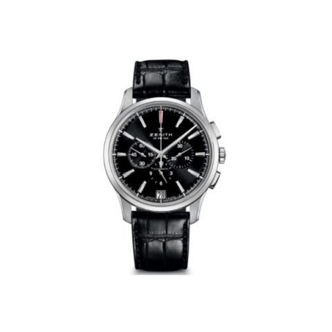 ZENITH CAPTAIN CHRONOGRAPH MEN'S WATCH REF. 03.2110.400/22.C493