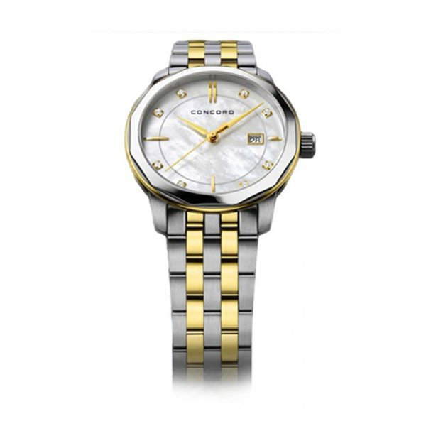 CONCORD BENNINGTON LADIES WATCH REF. 0320406