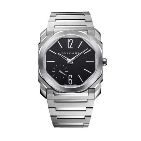 BULGARI BVLGARI OCTO FINISSIMO AUTOMATIC SATIN POLISHED STEEL REF. 103297