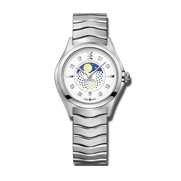EBEL WATCH WAVE LADIES WATCH REF. 1216372
