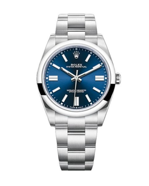 Rolex Pre-owned Oyster Perpetual 41mm Men's Watch