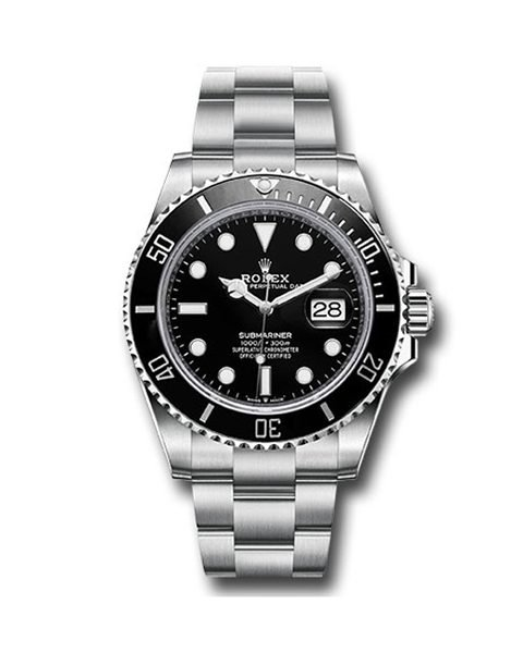 Rolex Pre-owned Submariner Date Oyster Perpetual Men's Watch