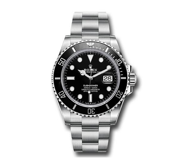 Rolex Pre-owned Oyster Perpetual Submariner Date Men's Watch