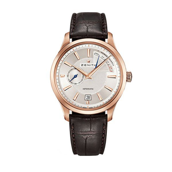ZENITH CAPTAIN POWER RESERVE MEN'S WATCH REF. 18.2120.685-02.C498