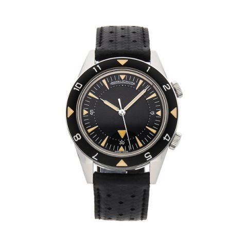 """PRE-OWNED JAEGER-LECOULTRE MEMOVOX """"TRIBUTE TO DEEP SEA"""" LIMITED EDITION 959 PCS MEN'S WATCH REF. Q2028470"""