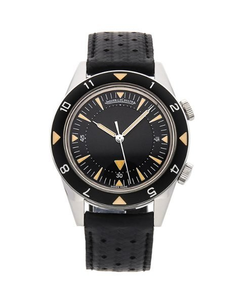 "JAEGER-LECOULTRE MEMOVOX ""TRIBUTE TO DEEP SEA"" LIMITED EDITION 959 PCS MEN'S WATCH REF. Q2028470"