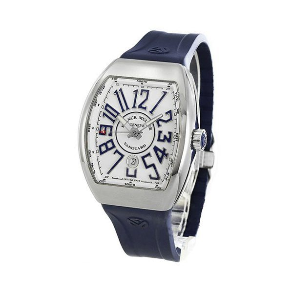 FRANCK MULLER VANGUARD WATCH MEN'S WATCH V 45 SC DT AC BU