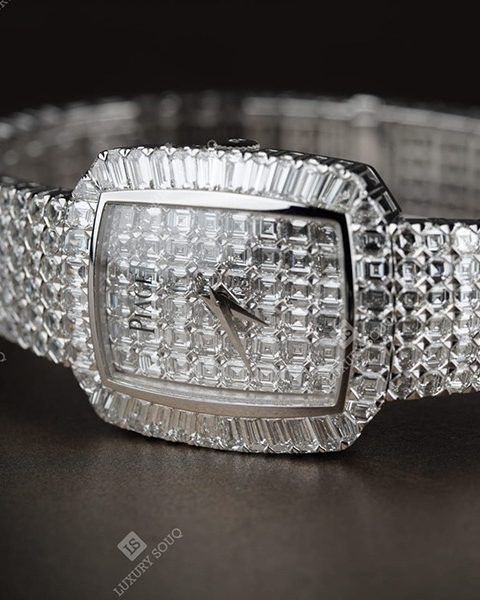 PIAGET LIMELIGHT ELONGATED-CUSION SHAPED LADIES WATCH REF. G0A32144