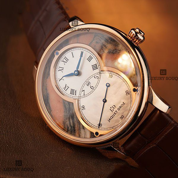 JAQUET DROZ GRANDE SECONDE CIRCLED REF. J014013360