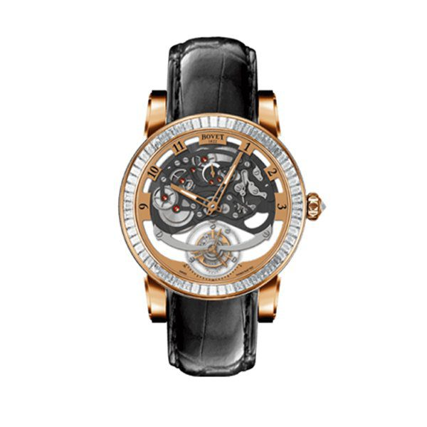 BOVET RECITAL DIMIER 45MM MEN'S WATCH