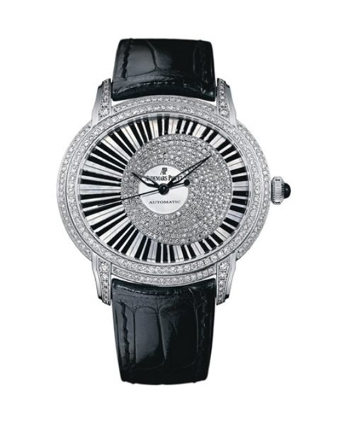 AUDEMARS PIGUET MILLENARY PIANOFORTE LIMITED TO 250 PCS MEN'S WATCH REF. 15326BC.ZZ.D102CR.01