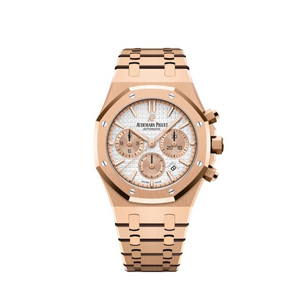 AUDEMARS PIGUET ROYAL OAK SELFWINDING CHRONOGRAPH REF. 26315OR.ZZ.1256OR.01