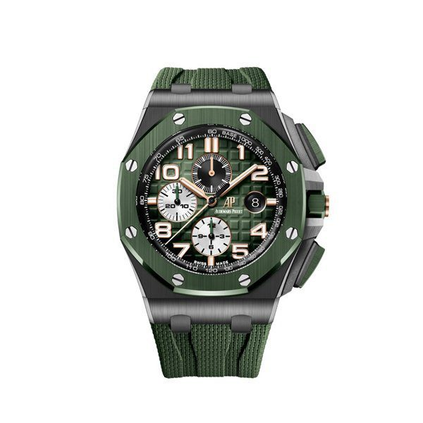 AUDEMARS PIGUET ROYAL OAK OFFSHORE SELFWINDING CHRONOGRAPH 44MM MEN'S WATCH