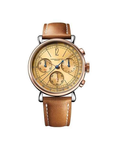 Audemars Piguet Pre-Owned [Re]Master01 Selfwinding Chronograph Limited Edition