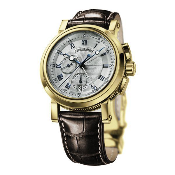BREGUET MARINE CHRONOGRAPH MEN'S WATCH REF. 5827BA/12/9Z8