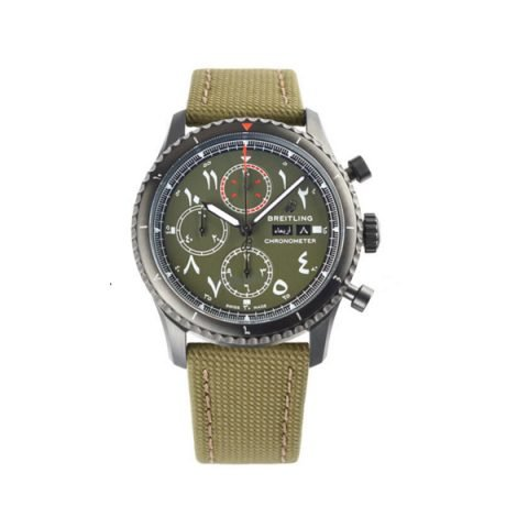 BREITLING NAVITIMER 8 CHRONOGRAPH 43MM ARABIC LIMITED EDITION 100 PCS MEN'S WATCH REF. M13316