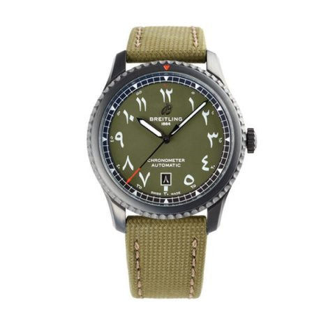 BREITLING AVIATOR 8 AUTOMATIC 41MM MIDDLE EAST LIMITED EDITION 250 PCS MEN'S WATCH REF. M173153A1L1X2