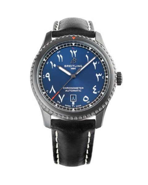 BREITLING AVIATOR 8 AUTOMATIC 41MM MIDDLE EAST LIMITED EDITION 250 PCS MEN'S WATCH REF. M173154AC1C1X2