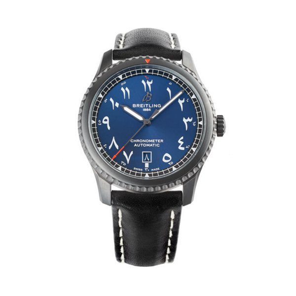 Breitling Pre-owned Aviator 8 Automatic 41mm Middle East Limited Edition 250 Pcs Men's Watch