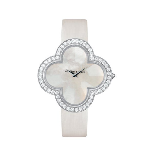 VAN CLEEF & ARPELS ALHAMBRA QUARTZ 40MM WOMEN'S WATCH REF. VCARO30000