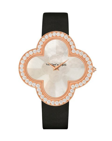 VAN CLEEF & ARPELS ALHAMBRA QUARTZ 40MM WOMEN'S WATCH REF. VCARO30100