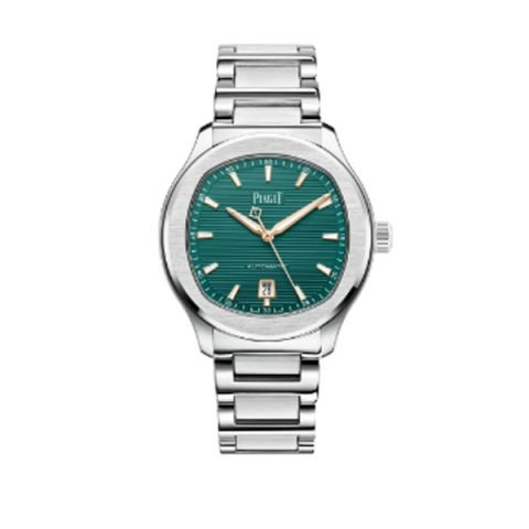 PIAGET POLO AUTOMATIC GREEN DIAL MEN'S WATCH REF. G0A45005
