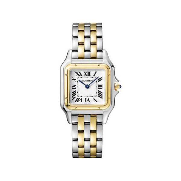 CARTIER PANTHERE DE CARTIER MEDIUM 27MM LADIES WATCH REF. W2PN0007