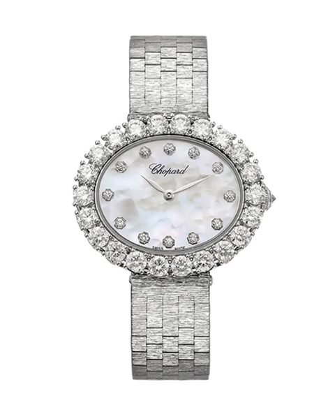 CHOPARD L' HEURE DU DIAMANT LADIES WATCH REF. 10A385-1106