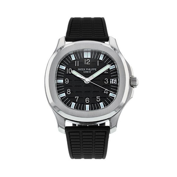 PATEK PHILIPPE AQUANAUT AUTOMATIC STEEL MEN'S WATCH REF. 5065A-001