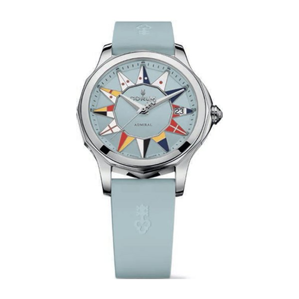 CORUM ADMIRAL LEGEND 38MM LADIES WATCH REF. A082/03260