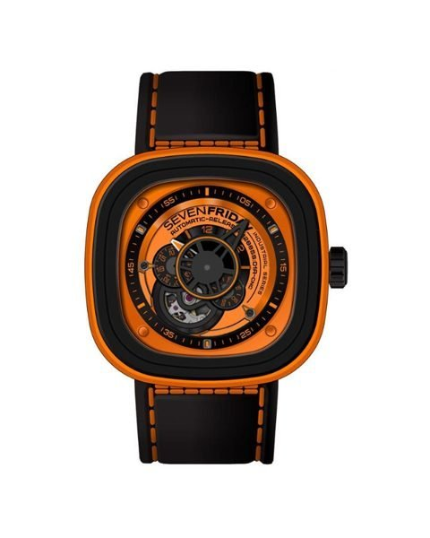 SEVENFRIDAY P-SERIES INDUSTRIAL LIMITED 450 PCS MEN'S WATCH REF. SF-P1/03