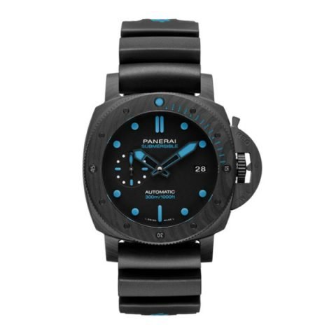 PANERAI SUBMERSIBLE CARBOTECH 42MM MEN'S WATCH REF. PAM00960