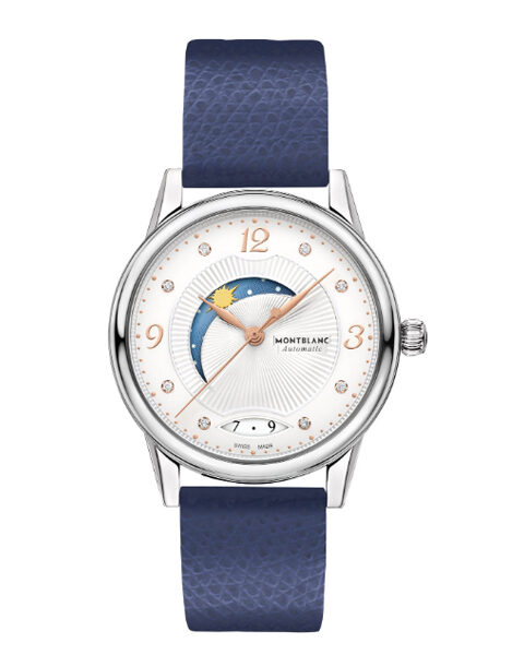 Montblanc Pre-owned Boheme Day & Night 34mm Ladies Watch