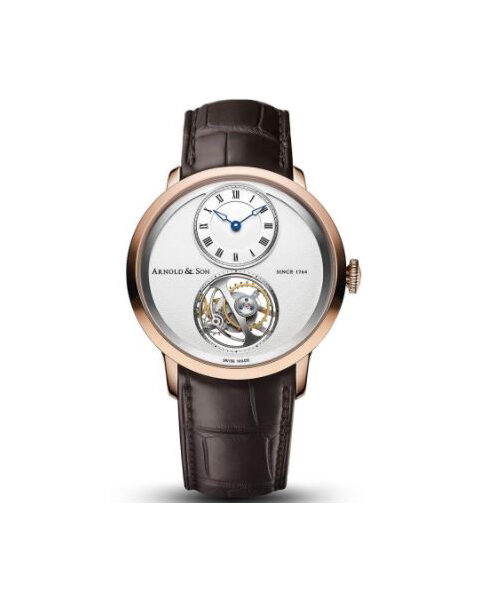 ARNOLD & SON UTTE TOURBILLON ROSE GOLD TOURBILLON MEN'S WATCH REF. 1UTAR.S02A.C120A