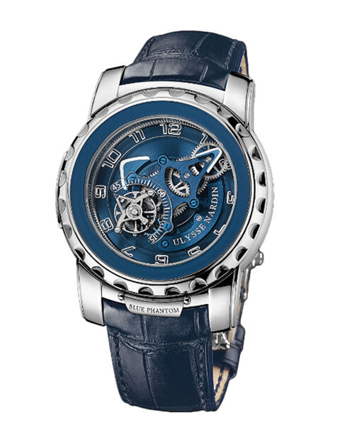 ULYSSE NARDIN FREAK PHANTOM WHITE GOLD MEN'S WATCH REF. 2080-115/03