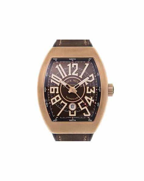 FRANCK MULLER VANGUARD MEN'S WATCH REF.V 45 SC DT CIR (BZ.BR.NR)