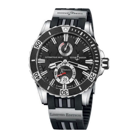 ULYSSE NARDIN MARINE DIVER HISPANIA LIMITED TO 50 PCS MEN'S WATCH REF. 263-10LE-3/92