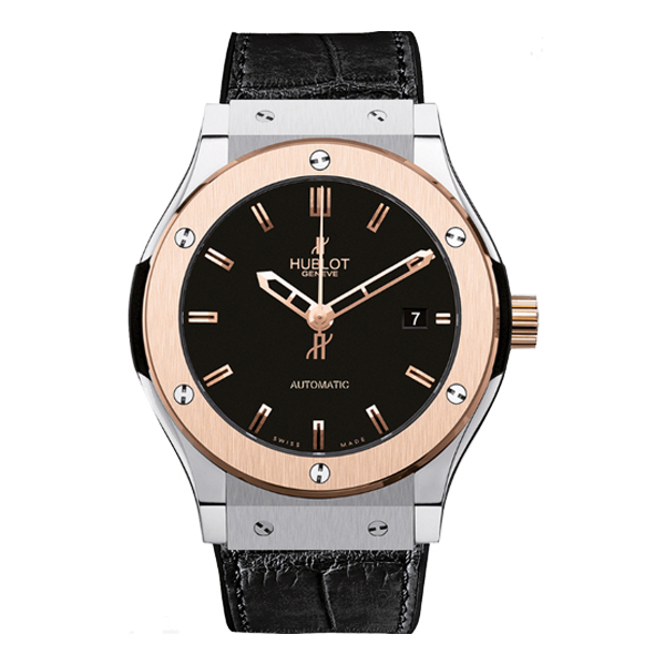 HUBLOT CLASSIC FUSION AUTOMATIC 45MM MEN'S WATCH REF. 511.NO.1180.LR