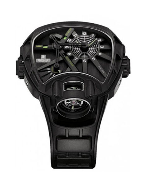 Hublot Pre-owned Key Of Time Limited To 50 Pcs Men's Watch