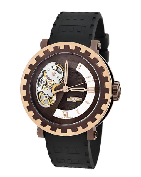 DEWITT ACADEMIA MIRABILIS SKELETON AUTOMATIC MEN'S WATCH REF. AC.MI.003