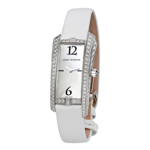 HARRY WINSTON AVENUE TRAFFIC LADIES WATCH REF. AVTQHM21WW006