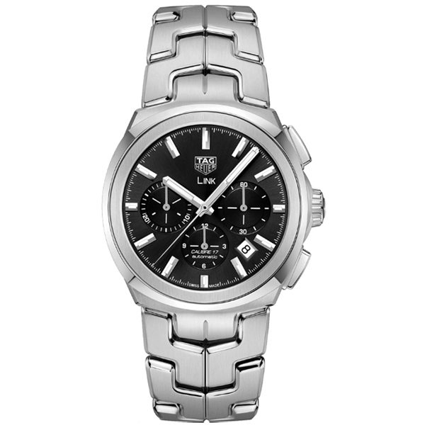 TAG HEUER LINK AUTOMATIC CHRONOGRAPH MEN'S WATCH REF. CBC2110.BA0603