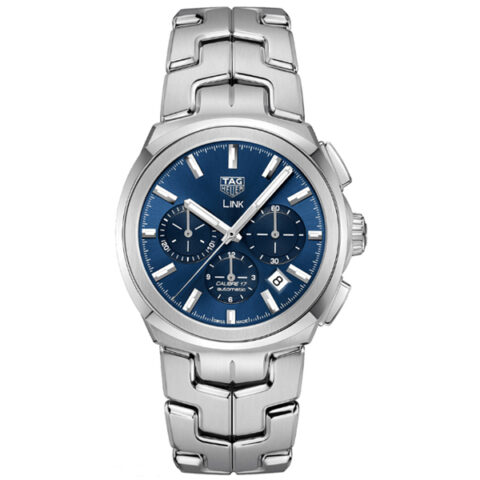 TAG HEUER LINK AUTOMATIC CHRONOGRAPH MEN'S WATCH REF. CBC2112.BA0603