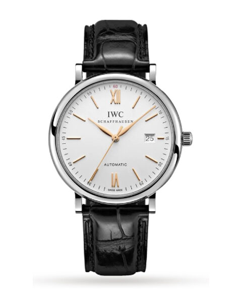 IWC PORTOFINO AUTOMATIC 40MM MEN'S WATCH REF. IW356517