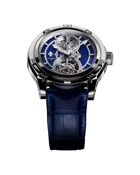 LOUIS MOINET VERTALOR TOURBILLON MEN'S WATCH REF. LM-35.70.20
