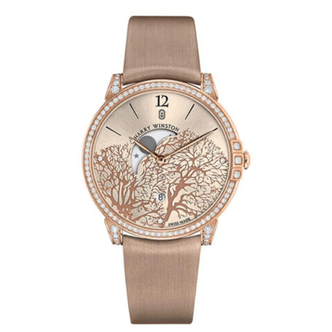 Harry Winston Pre-owned Midnight Ladies Watch