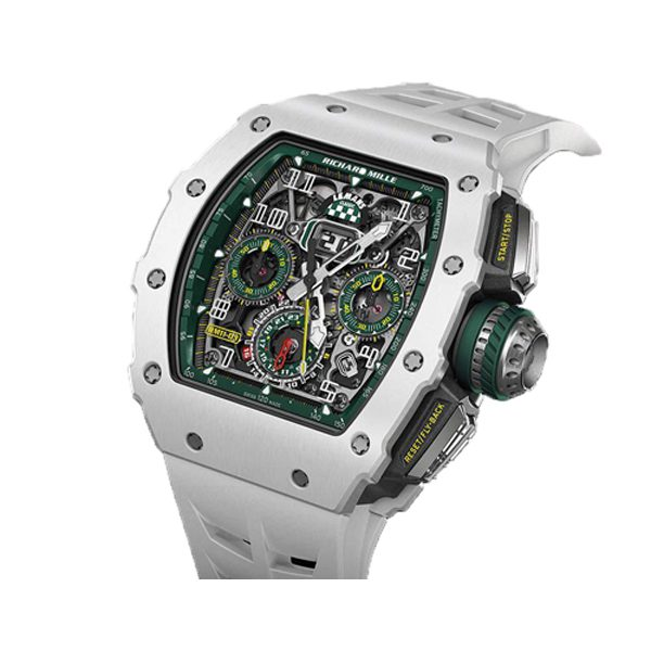 RICHARD MILLE LE MANS CLASSIC FLYBACK CHRONOGRAPH LIMITED TO 150 PCS MEN'S WATCH REF. RM 11-03