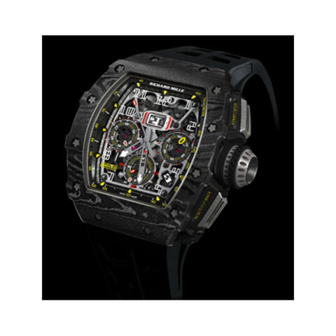 RICHARD MILLE AUTOMATIC WINDING FLYBACK CHRONOGRAPH MEN'S WATCH REF. RM 11-03