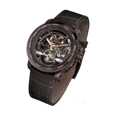 DEWITT TWENTY-8-EIGHT SKELETON TOURBILLON WATCH REF. T8.TH.014