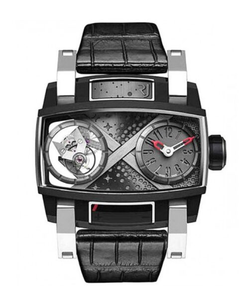 ROMAIN JEROME MOON ORBITER SPEED METAL LIMITED TO 25 PCS MEN'S WATCH RJ.M.TO.MO.002.01